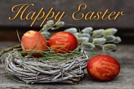 Easter Sunday - 12th April