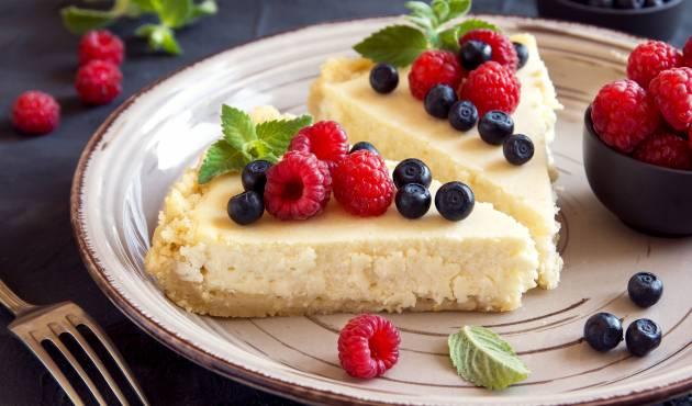 Dessert Menu (Sample)